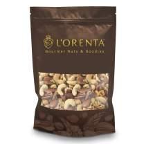 L'Orenta Deluxe Nut Mix (Rivercity 5 Star, 1 Pound)