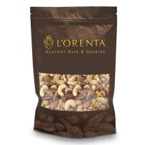 L'Orenta Deluxe Nut Mix (Rivercity 5 Star, 1 Pound)