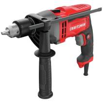 CRAFTSMAN Drill / Driver, 7-Amp, 1/2-Inch (CMED741)