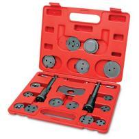 Million Parts 18Pcs Universal Disc Brake Caliper Piston Pad Car Auto Wind Back Hand Tool Kit Rewind Remover Installer Replace Set
