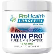 ProHealth NMN Powder (15 Grams) Nicotinamide Mononucleotide | NAD+ Precursor | Supports Anti-Aging, Longevity and Energy | Non-GMO