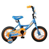 JOYSTAR 12 Inch Kids Bike for Ages 2-4 Years Old Toddlers, Kids Bicycle with Training Wheels 33-41˝ Tall Boys