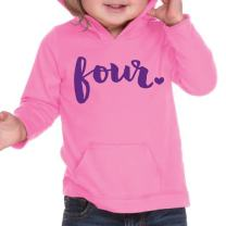 Bump and Beyond Designs Girl Fourth Birthday Shirt 4th Birthday Outfit Four Year Old Birthday