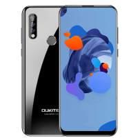 Unlocked Smartphone OUKITEL C17 Pro, 6.35 Inch HD+ Full Screen, 64GB + 4GB RAM, Global 4G LTE Cell Phones, Dual SIM, 3900 mAh Battery, Triple Camera, Android 9.0 Mobile Phone, Face ID, Type-C - Black