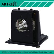 BL-FU250E Replacement Lamp for Optoma Theme-s H76 H77 H78 H79 H78DC3 (by Artki)