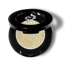 BaeBlu Hypoallergenic Eyeshadow Organic 100% Natural Finely Pressed Velvety Smooth Powder, Made in USA, Golden Olive