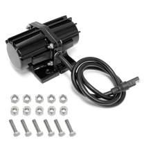 Signstek 200LB Vibrator Motor for Salt & Sand Spreader and Concrete Mixer 4000rpm 60W DC12V