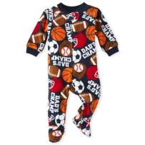 The Children's Place Baby Boys Blanket Sleepers