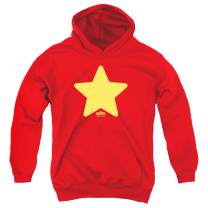 Steven Universe Star Cartoon Network Kids Youth Pullover Hoodie & Stickers
