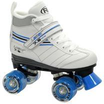 Roller Derby Laser 7.9 MX Girls Speed Roller Skates - 8.0