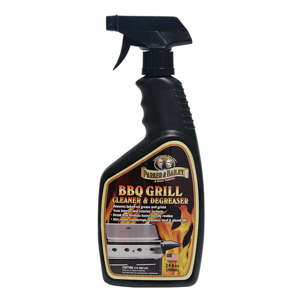 Parker Bailey Cleaning Product BBQ Grill Cleaner and Degreaser