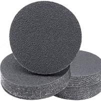 "60PCS Sandpaper Silicon Carbide Sanding Discs 5 Inch 220 240 320 400 600 800 1000 1200 1500 2000 Grits for 5"" Random Orbital Sander"