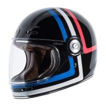 CARTMAN Motorcycle Modular Half Face Helmet DOT Approved Matte Black,