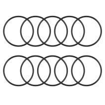 uxcell O-Rings Nitrile Rubber, 36.5mm Inner Diameter, 40.1mm OD, 1.8mm Width, Round Seal Gasket Pack of 10