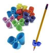 The Pencil Grip Writing CLAW for Pencils and Utensils, Small Size, 12 Count Assorted Colors (TPG-21112)