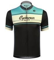 AERO|TECH|DESIGNS Vintage Cycling Jersey - Designer Retro Cycling Jersey - Made in The USA