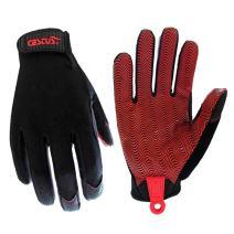 Cestus Handler Series Boxx Lightweight Ripple Grip Glove, Work, Cut Resistant, Medium (Pack of 1 Pair)