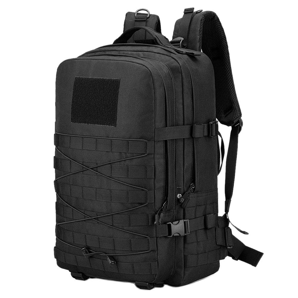 BAIGIO Military Tactical Backpack, 40L Large 3 Day Assault Pack Outdoor