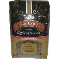 Door County Coffee Holiday Seasonal Blend, White Christmas, Ground, 5lb Bag
