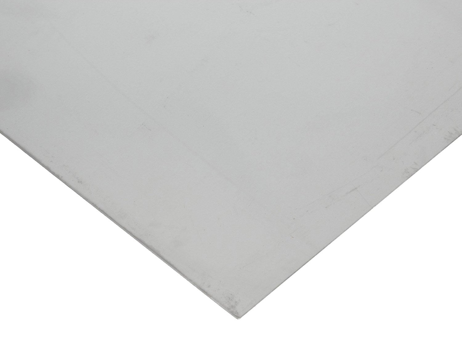 """316 Stainless Steel Sheet, Unpolished (Mill) Finish, Annealed, ASTM A240, 0.036"""" Thickness, 24"""" Width, 36"""" Length, 16 Gauge"""