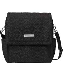 petunia pickle bottom Embossed Boxy Backpack Bedford Avenue Stop One Size