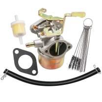 KIPA Carburetor for Robin EY40 Subaru RGX5500 Mikuni Engine Carb Part Number 224-62301-00 224-62342-10 with Gasket & Fuel Filter Carbon Dirt Jet Cleaner Tool Kit