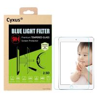 Cyxus Blue Light Filter 9H Tempered Glass Screen Protector Compatible for iPad Air 2, Great for Kids