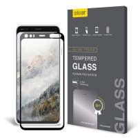 Olixar for Google Pixel 4 Screen Protector - Tempered Glass 9H Rated - Shock Protection - Easy Application, Card and Cleaning Cloth Included - Clear