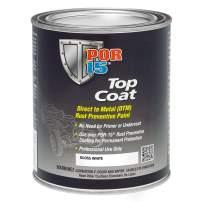 POR-15 46801 Top Coat Gloss White Paint 128. Fluid_Ounces