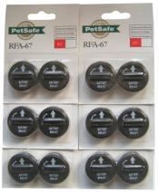 PetSafe 6-Volt Lithium Battery (2 Batteries per Pack)