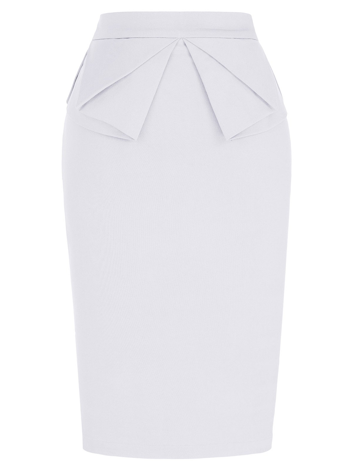 GRACE KARIN Women's Wear to Work Stretchy Office Pencil Skirt