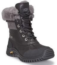 UGG Australia Womens Adirondack Boot II Wool Winter Boot