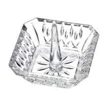 H&D Crystal Ring Holder Dish