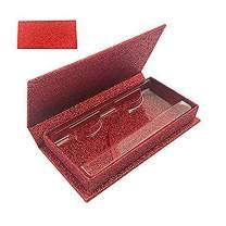 HBZGTLAD NEW 10pcs 25mm False Eyelashes Packaging Box Lash Boxes Custom Your Logo Fake 3d Mink Lashes Glitter Case Empty Makeup Eyelash Storage (12)