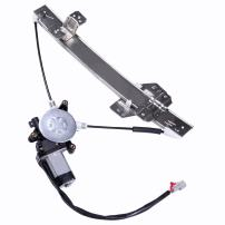 Rear Left Drivers Side Power Window Lift Regulator with Motor Assembly Replacement fit for 1998-2004 Acura RL 72750SZ3A03