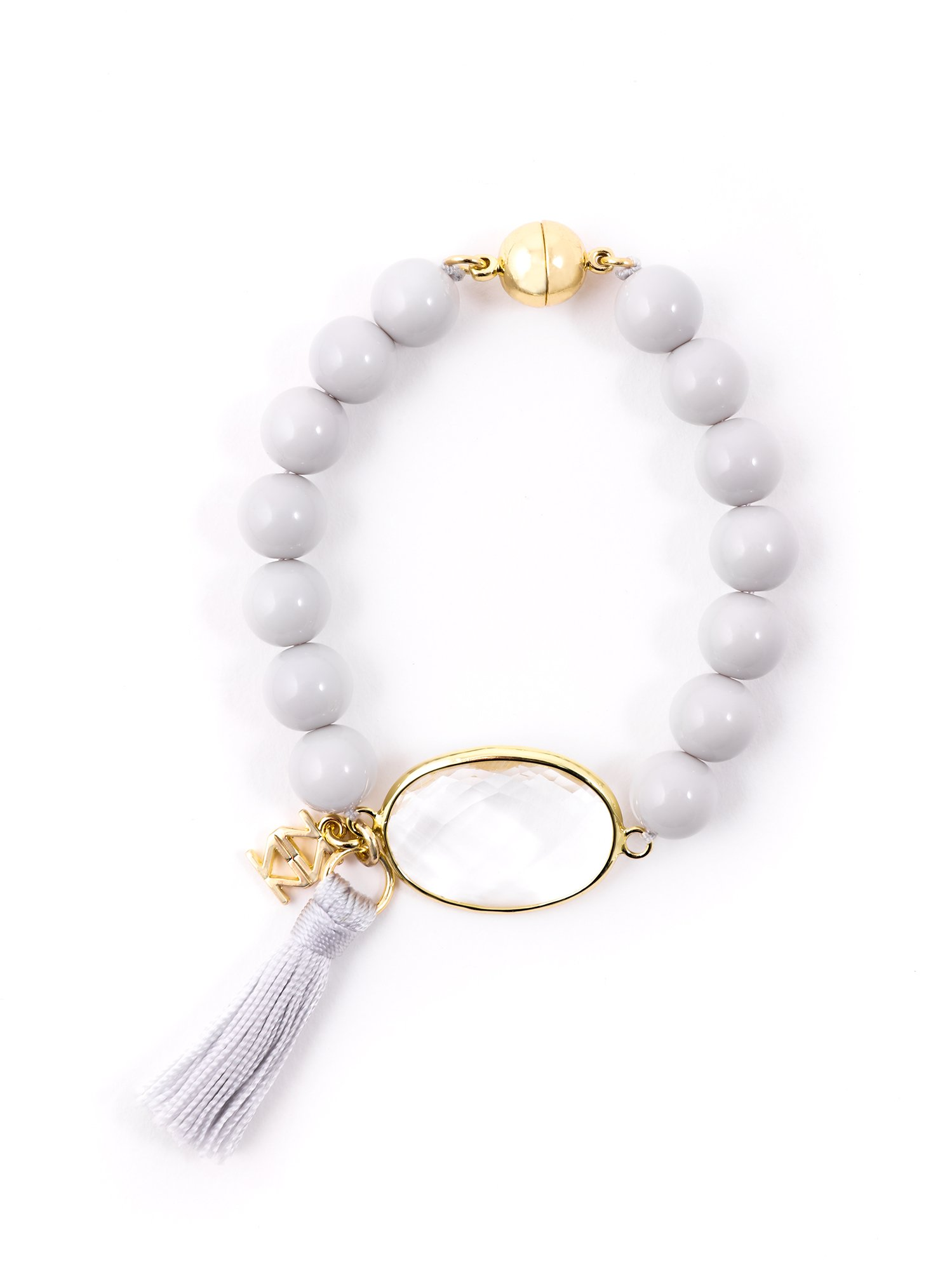 ZENZII Casual Friday Tassel Bracelet