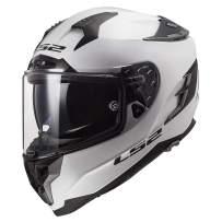 LS2 Helmets Challenger GT Full Face Street Helmet (Solid Gloss White - XX-Large)