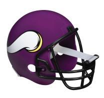 Scotch Magic Tape Dispenser, Minnesota Vikings Football Helmet with 1 Roll of 3/4 x 350 Inches Tape