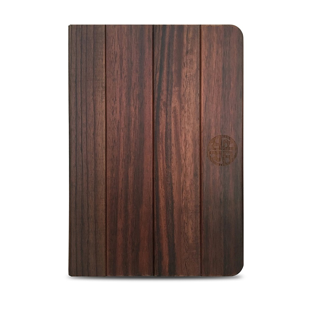 Wood Case Compatible with iPad Mini 4- Gorgeous Folio by Reveal - Eco-Friendly, Elegant Design