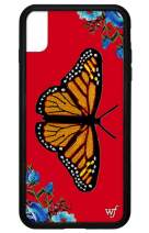 Wildflower Limited Edition Cases for iPhone Xs Max (Butterfly)