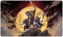 Quest Playmat Inked Gaming TCG Game Mat for Cards