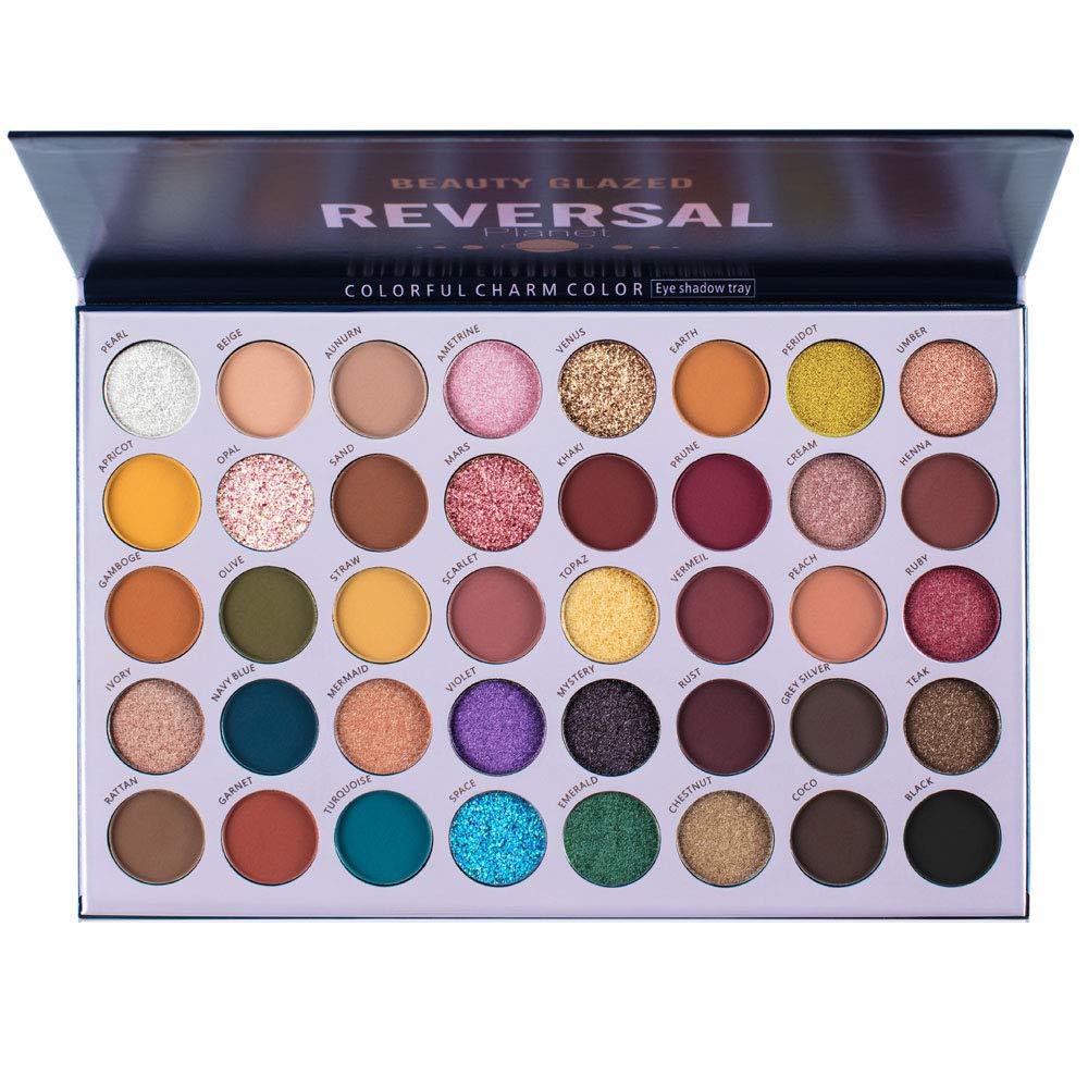 Beauty Glazed Reversal Planet Eyeshadow