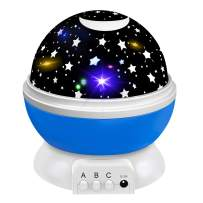 Starry Night Light Projector 360 Degree Rotation- Best Gifts, Easter Gifts