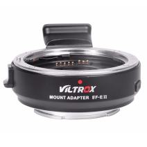 VILTROX Auto Focus Lens Adapter EF-E II Speed Booster 0.71x for Canon EF Lens to Sony E-Mount Camera a9 a7r iii A7R II a7iii A7S a6500 a6300