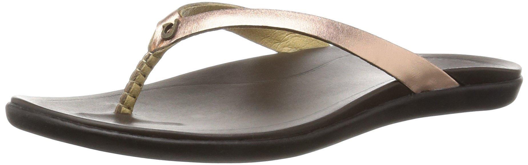 OLUKAI Women's Ho'Opio Sandals