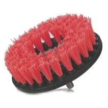Vila Drill Brush, 5 Inches Diameter, Attaches to Any Drill, for Bathroom and Soiled Tiles, Saves Time and Energy