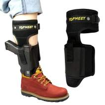 topmeet Double Safe Ankle Holster