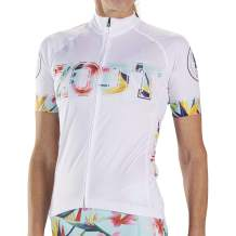 Zoot Women's LTD Short Sleeve Cycle Jersey - High Performance Cycle Jersey with 3 Pockets