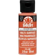 FolkArt 2943 multisurface Paint, 2 oz, Autumn Leaves 2 Fl Oz