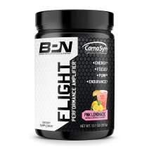 Bare Performance Nutrition, Flight Pre Workout, Energy, Focus & Endurance, Formulated with Caffeine Anhydrous, DiCaffeine Malate, N-Acetyl Tyrosine (Pink Lemonade)